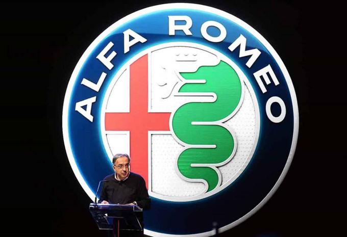 Alfa Romeo : Marchionne veut un retour en F1 #1