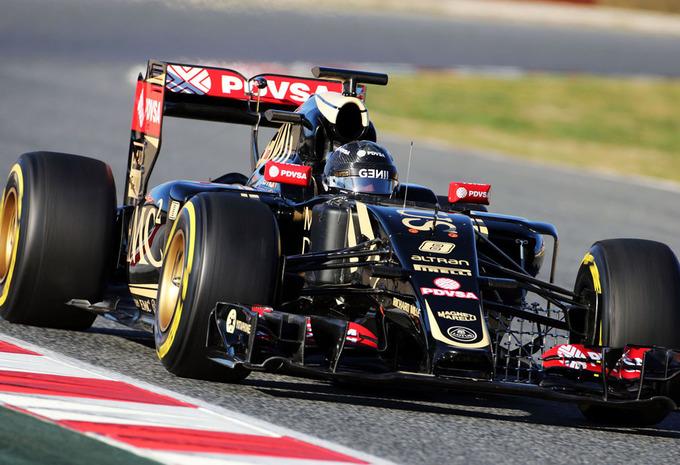 Autosport in 2015 (1): winnaars en verliezers in de Formule 1 #1