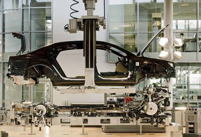 Volkswagen : vers une fermeture de l'usine transparente de Dresde #1