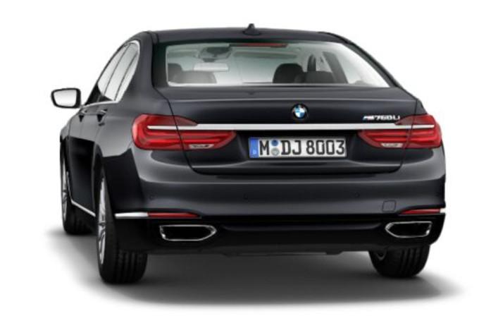 Un V12 pour la BMW Série 7 ? #1