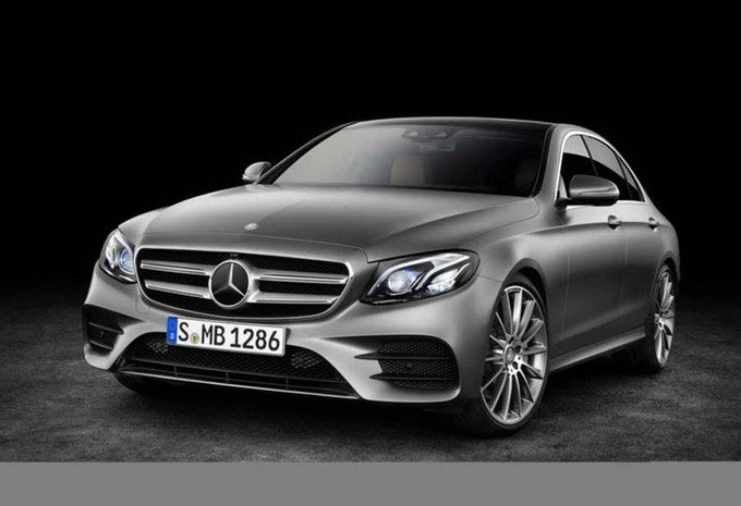 BREAKING NEWS – La nouvelle Mercedes Classe E s'échappe sur la toile #1