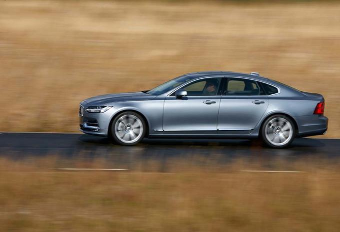 Volvo : la conduite autonome de série sur la S90 #1