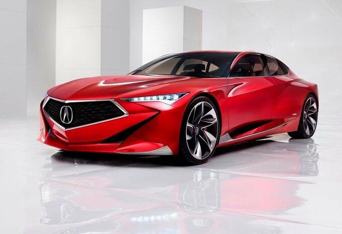 Acura Precision Concept : pour le style #1