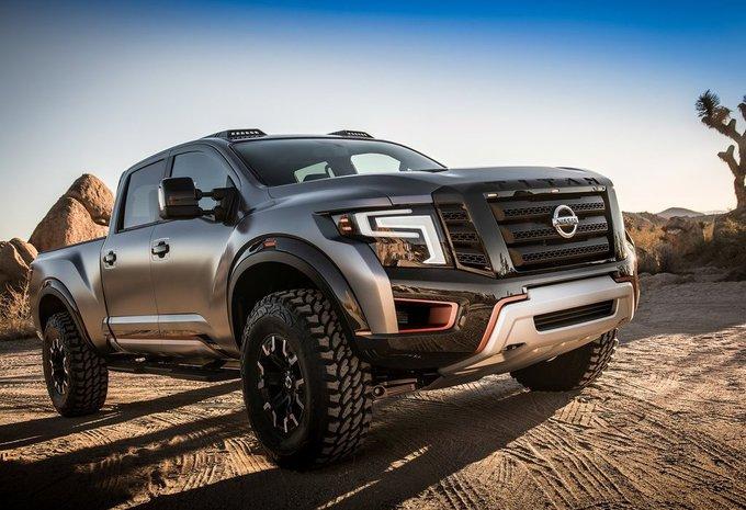 Nissan Titan Warrior : au combat ! #1