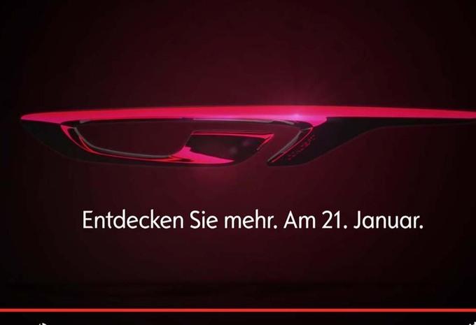 Opel : une nouvelle GT à Genève #1