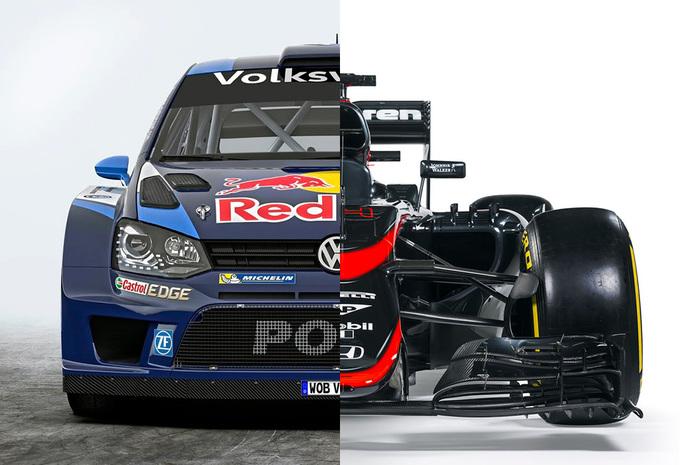Capito van VW WRC naar McLaren F1 #1