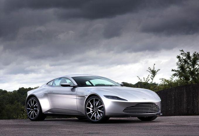 Une Aston Martin DB10 aux enchères pour MSF #1