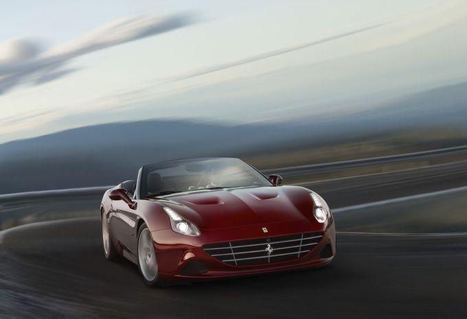 Ferrari California T affûtée au pack Handling #1
