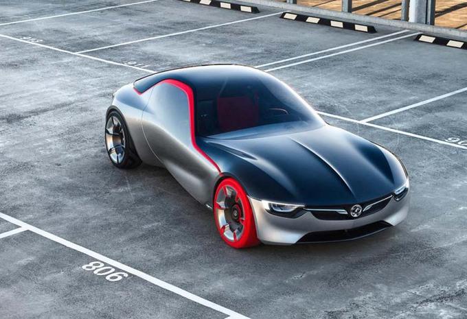 Opel GT en production avec une dose de Mokka ? #1