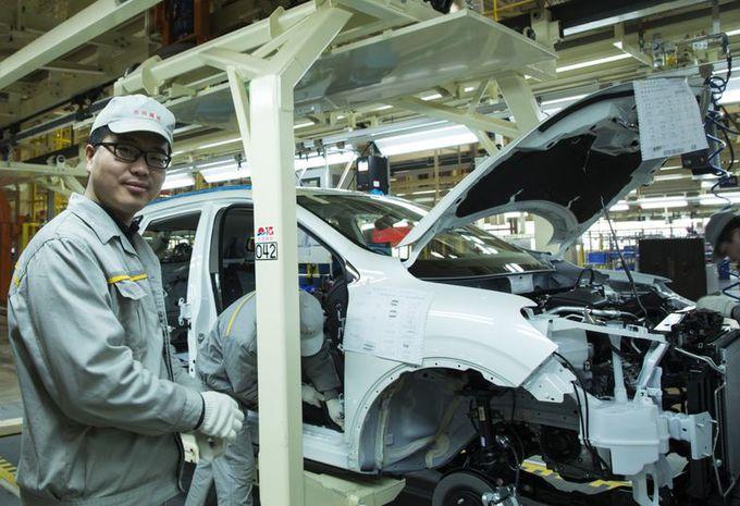 Offensive Renault en Chine #1