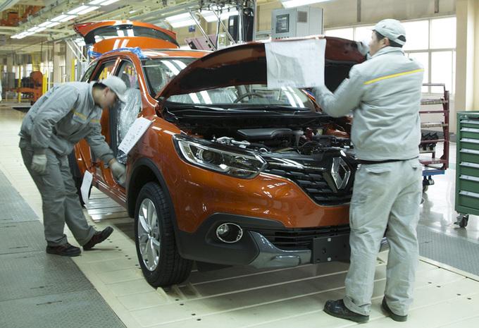 Renault opent eerste fabriek voor Kadjar in China #1