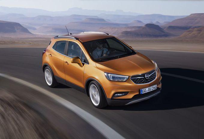 Opel Mokka X: een nieuwe naam #1