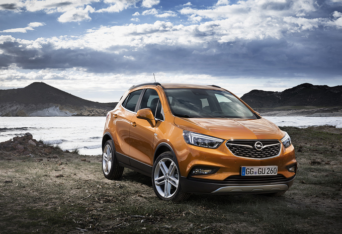 opel mokka x changement de nom moniteur automobile. Black Bedroom Furniture Sets. Home Design Ideas