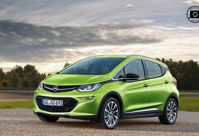 Opel Blitz Lectrique La Chevrolet Bolt Europenne Moniteur