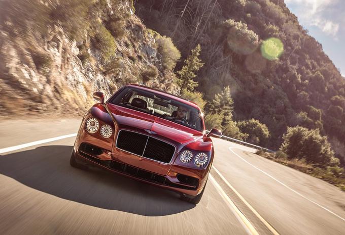 Bentley Flying Spur V8 S : quelques ch qui font la différence ?  #1
