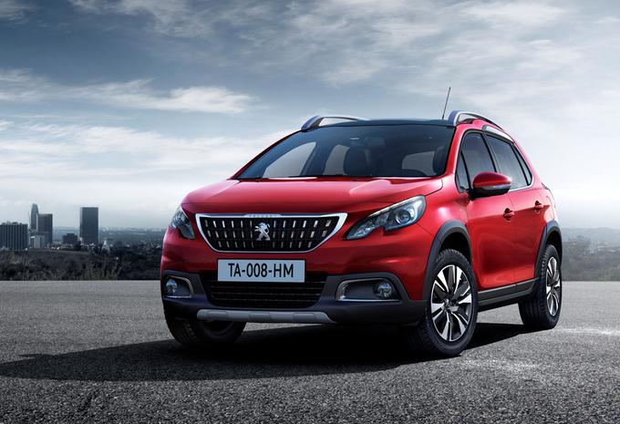 Peugeot 2008 : l'heure des retouches #1