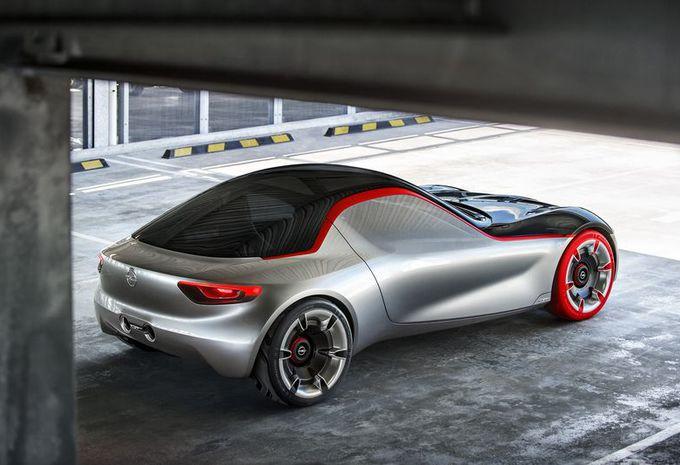 Opel GT Concept – K2000, vous vous souvenez ? #1