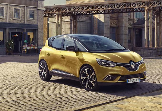Renault Scénic 2016 : plus dynamique #1