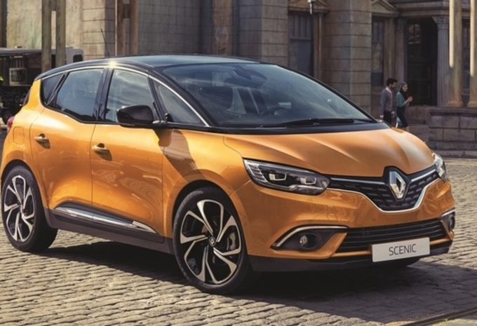 Fuite sur le site du salon de Genève : la nouvelle Renault Scénic #1
