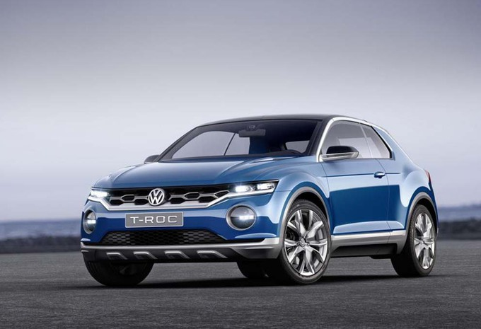 prototype volkswagen un petit suv t cross breeze moniteur automobile. Black Bedroom Furniture Sets. Home Design Ideas