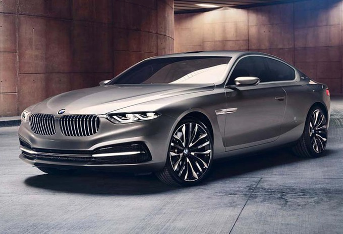 BMW Série 8 : retour en 2020 - Moniteur Automobile