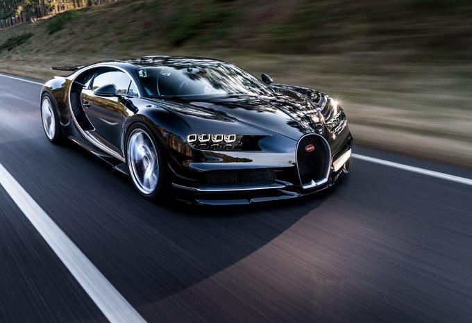 Bugatti Chiron : 1500 ch et 1600 Nm #1