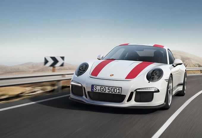 Porsche 911 R : extra-pure ! #1