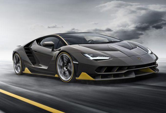 Lamborghini Centenario LP 770-4 : joyeux anniversaire #1
