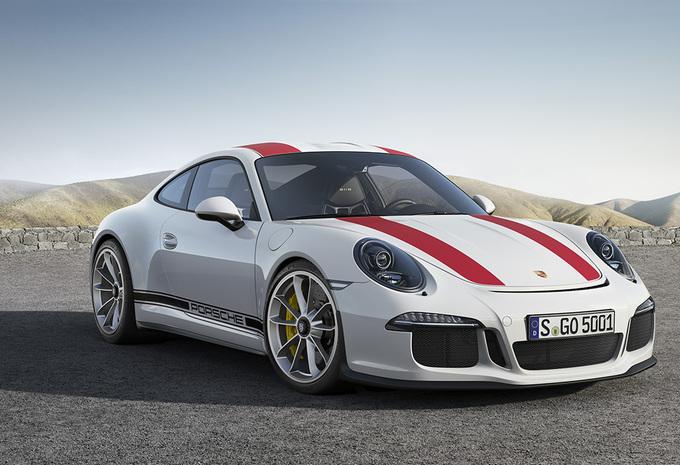 Porsche 911 R gaat officieel: alle specs! #1