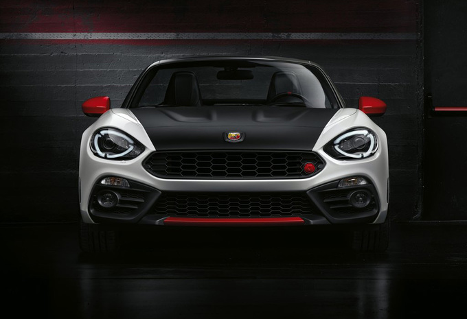 Fiat 124 Spider Abarth : plus sportif #1