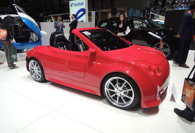 Yebbujana R2 : roadster électrique coréen #1