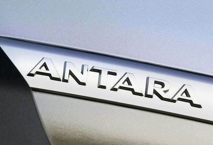 Opel : un remplaçant de l'Antara en 2020 #1