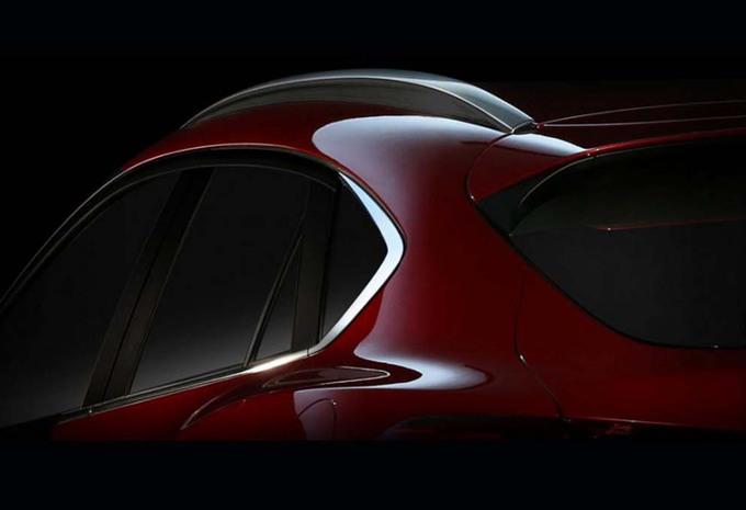 Mazda CX-4 : confirmé pour Pékin #1