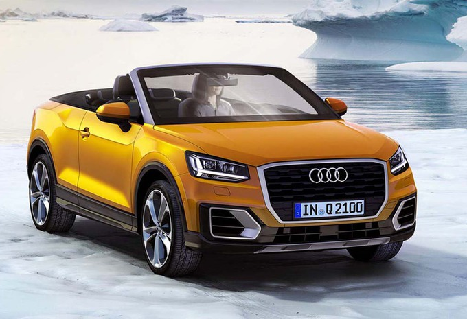 audi q2 cabriolet moniteur automobile. Black Bedroom Furniture Sets. Home Design Ideas