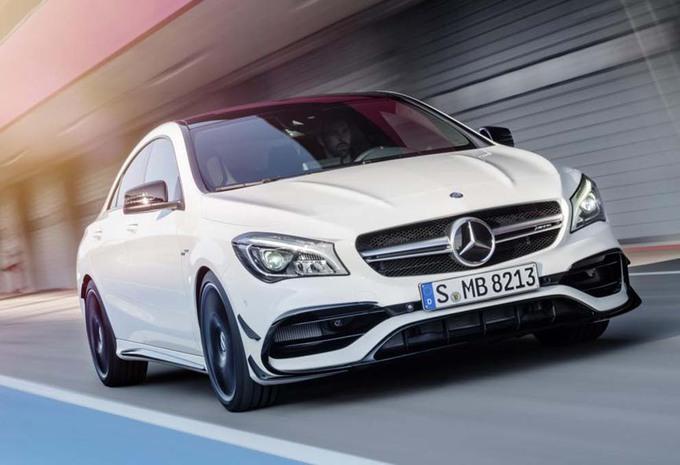 Mercedes CLA : facelift de mi-carrière #1