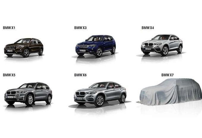 BMW X7 : il arrive en 2019 #1