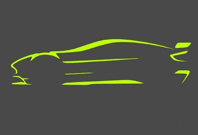 Aston Martin : une Vantage GT8 vitaminée et allégée #1