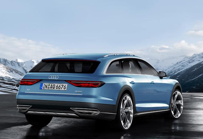 Scoop Audi A6 En A6 Avant 2017 Autogids
