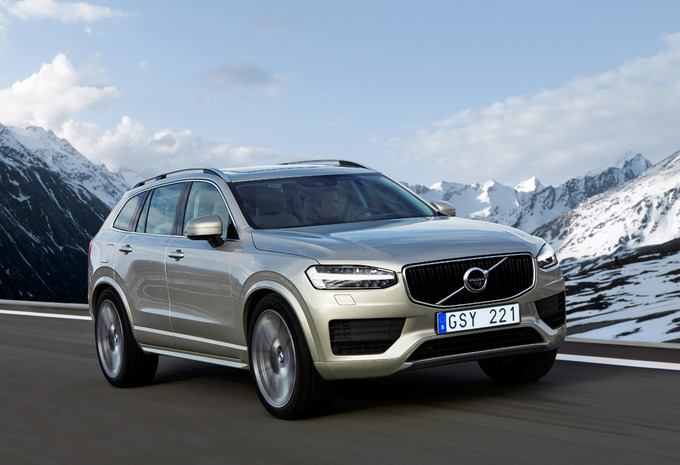 Volvo XC60 2017 - Moniteur Automobile