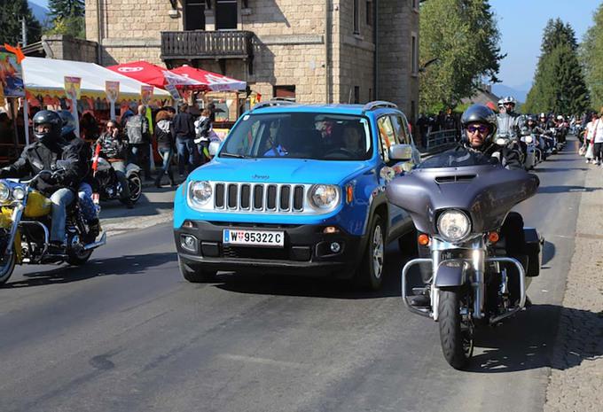 Jeep et Harley-Davidson restent unis en 2016 #1