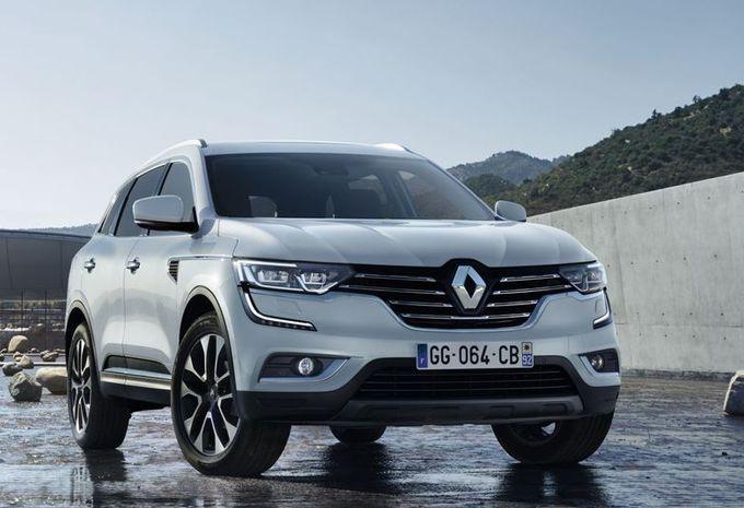 Le nouveau SUV Renault Koleos dévoilé - UPDATE #1