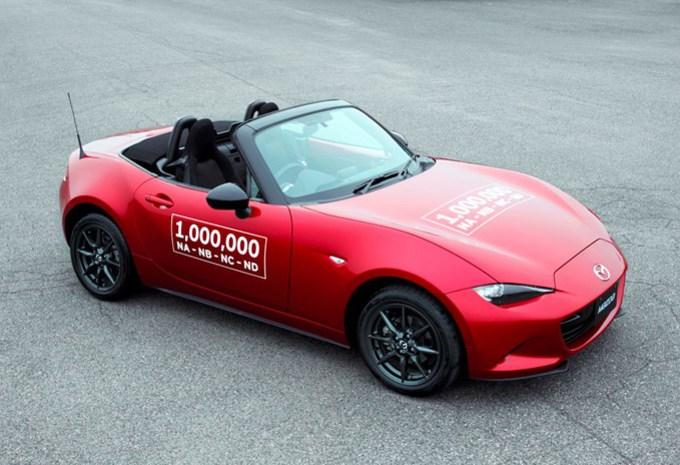 1 million de Mazda MX-5 #1