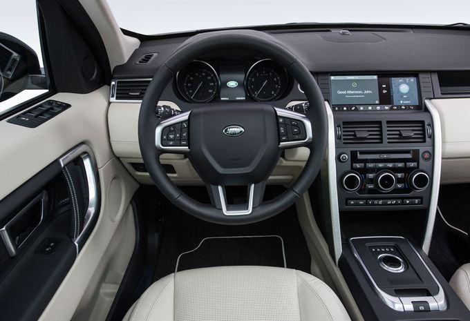 Land Rover Discovery Sport Mise 224 Jour Et Pense B 234 Te