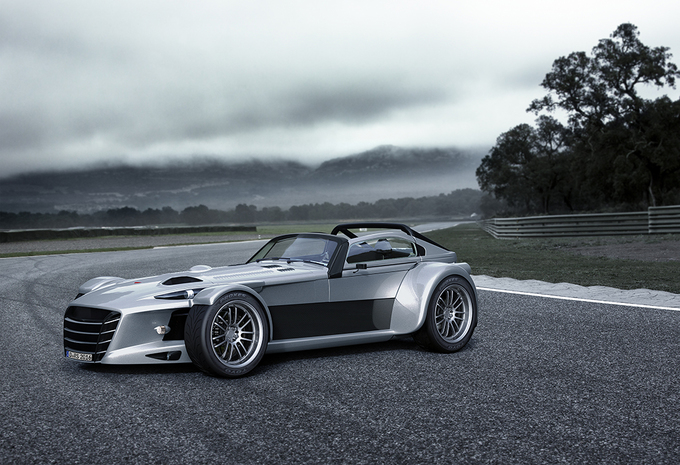 Donkervoort D8 GTO-RS : l'ultime #1
