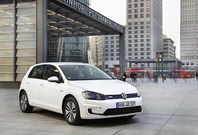 Batterie de 35 kWh pour la VW e-Golf  #1