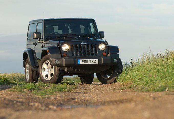 Rappel de Jeep Wrangler et de Fiat 500 #1
