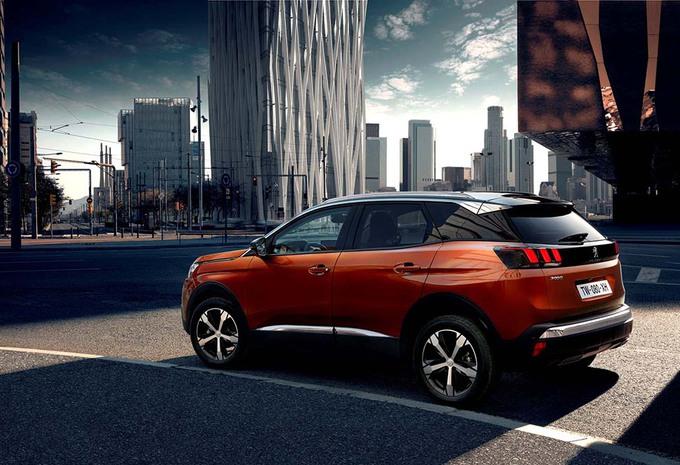 Fotos Peugeot 3008 Plug Inhybride In 2019 Autogids