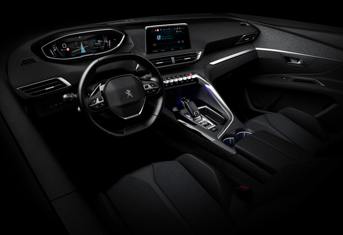 nouveau mod le peugeot 3008 plus suv que crossover moniteur automobile. Black Bedroom Furniture Sets. Home Design Ideas