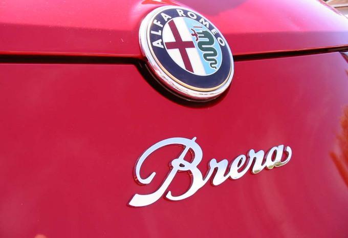 Alfa Romeo : le retour de la Brera ? #1