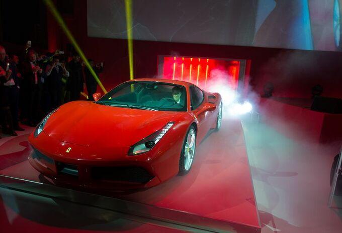 V8 Ferrari : moteur de l'année 2016 #1